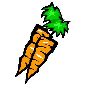 Carrot clipart two Carrot carrot Clipart carrot Clipart