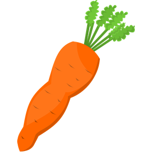 Carrot clipart vector Download Carrot free (wmf cliparts