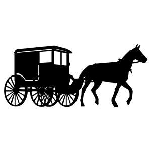 Cart clipart amish Best amish Search Image Results