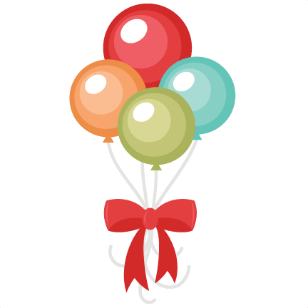 Cart clipart balloon Clip Happy Balloons art Pictures