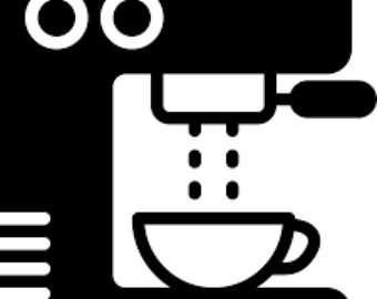 Cart clipart bumper Coffee Etsy shop cart cup