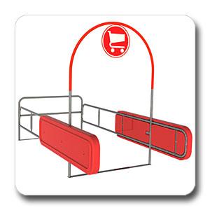 Cart clipart bumper Bumper Corral RW Cart Rogers