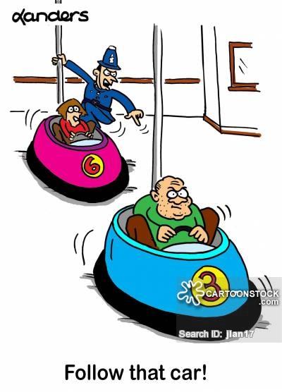 Cart clipart bumper Bumper funny from Comics cartoon