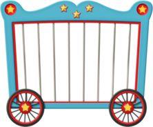 Carriage clipart circus — Яндекс alponom84 364 Фотках