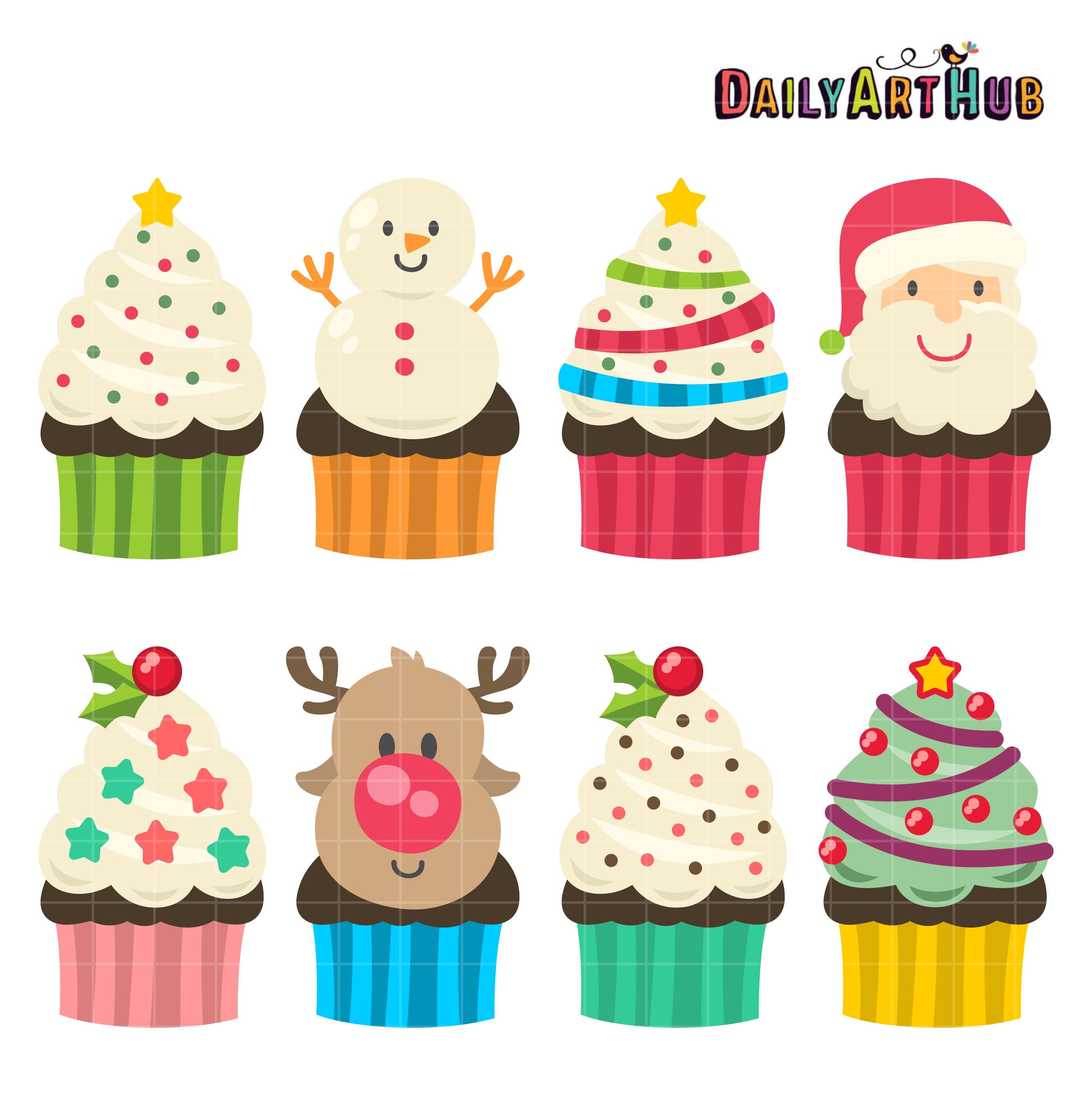 Cart clipart cupcake Daily Hub Yummy Cupcakes Yummy