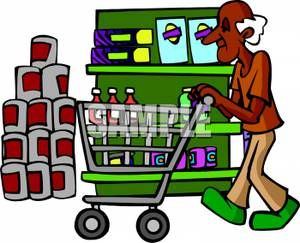 Cart clipart food shop Research: images Pinterest 10