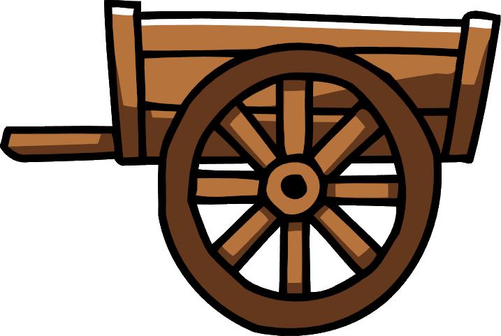 Cart clipart hand cart Powered by Scribblenauts Handcart Handcart