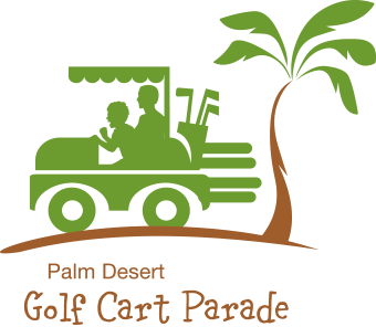 Cart clipart history Desert Parade Golf Palm