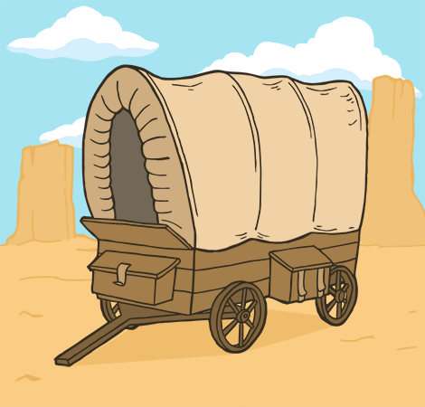 Cart clipart history History Trucks of Feast Illustrated