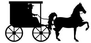 Cart clipart horse and buggy Buggy Free Buggy Amish cliparts