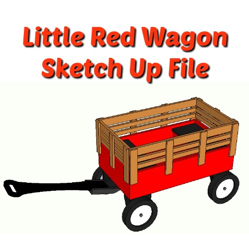 Cart clipart little red wagon (Free Little red com Wagon