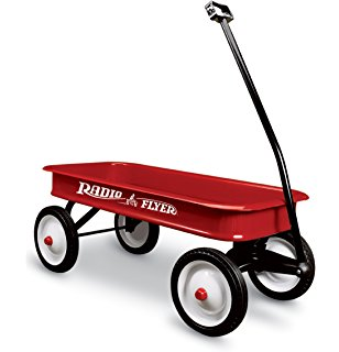 Cart clipart little red wagon Radio Wagon Flyer Games &