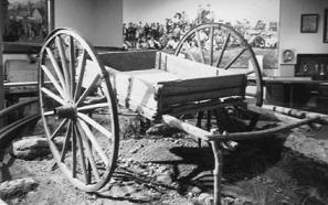 Cart clipart pioneer handcart Handcart Pioneer handcart Clipart Free