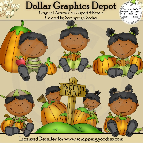 Cart clipart pumpkin patch Depot Pumpkin Dollar Quality Patch