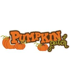 Cart clipart pumpkin patch Pumpkin Patch Scrapbooking Categories 50¢