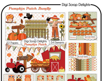 Cart clipart pumpkin patch Autumn Pumpkin Clip Pumpkins Patch