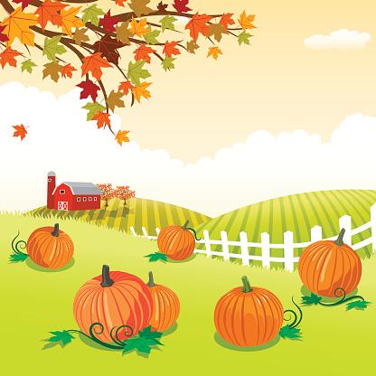 Cart clipart pumpkin patch Pumpkin patch clipart border clip