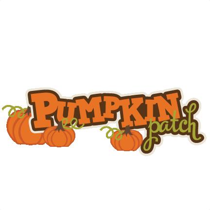 Cart clipart pumpkin picking Pumpkin 3 Patch Clipart clipart
