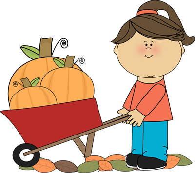 Cart clipart pumpkin picking Pumpkin Clipart Free Clipart Clip
