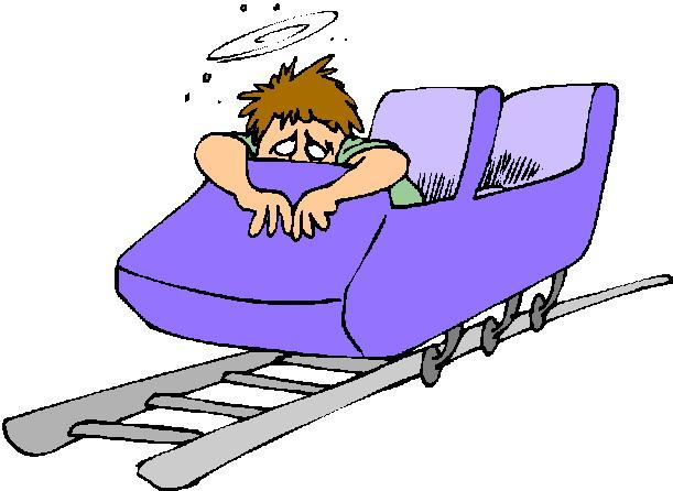 Cart clipart roller coaster Art Rollercoaster Clip Art Rollercoaster
