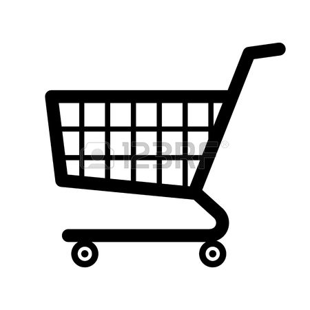 Cart clipart shoping Shopping Collection  free cart