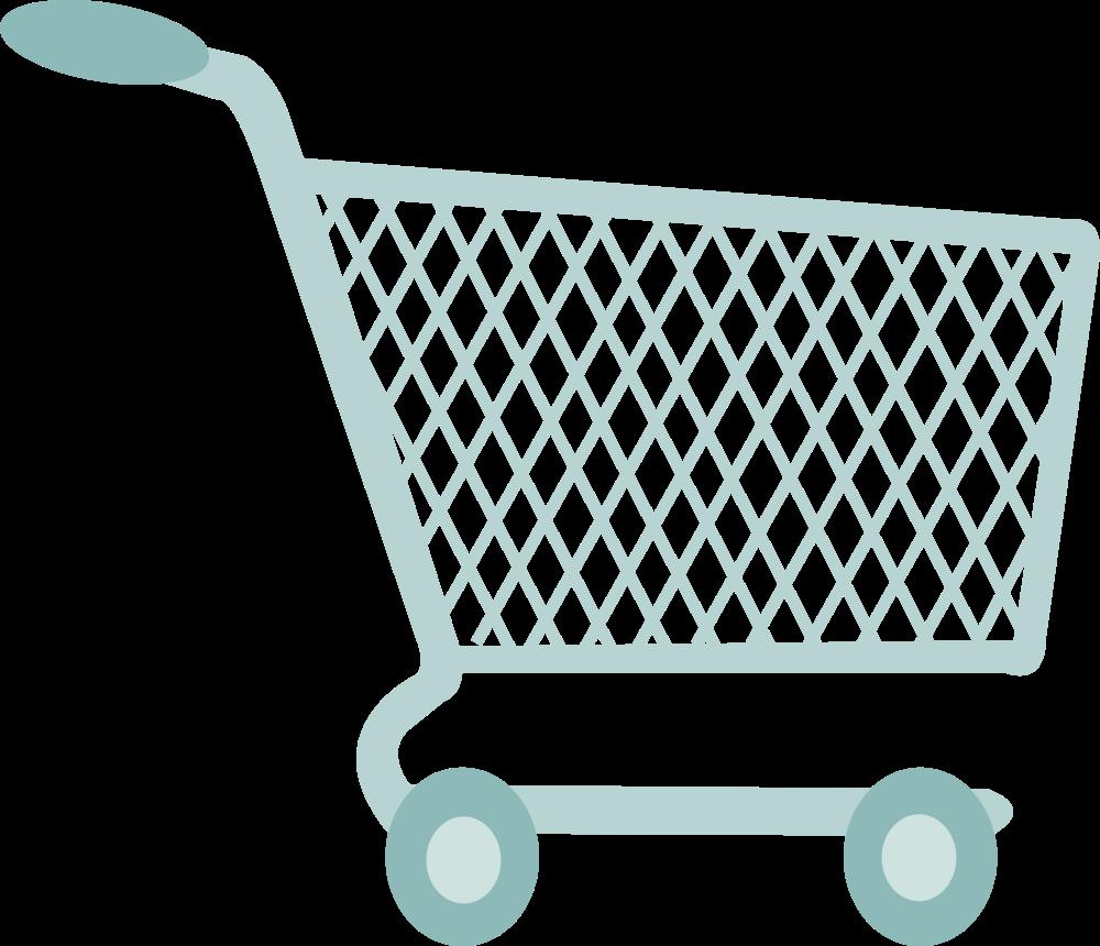 Cart clipart shoping Clipart Cart  of Clipart