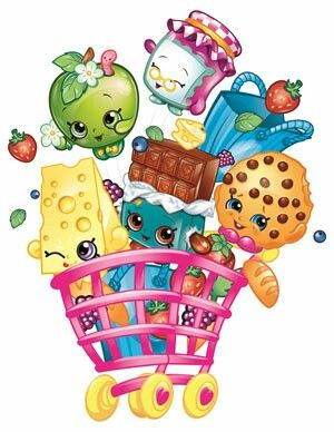 Cart clipart shopkins Clip best on 93 for