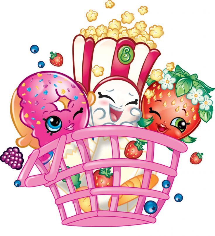 Cart clipart shopkins On images Find on best