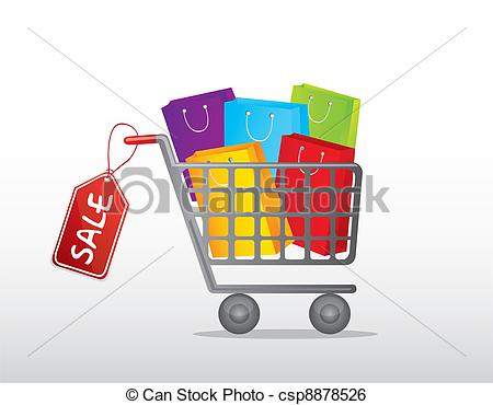 Trolley clipart shopping cart 45 cart 149 Shopping Images