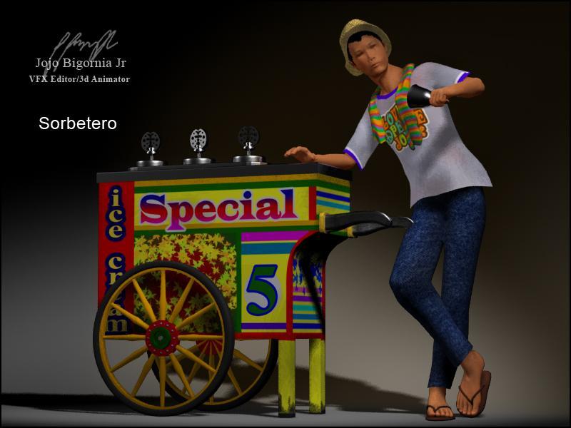 Cart clipart sorbetero W 2013 SORBETERO5 E ((ATTIC