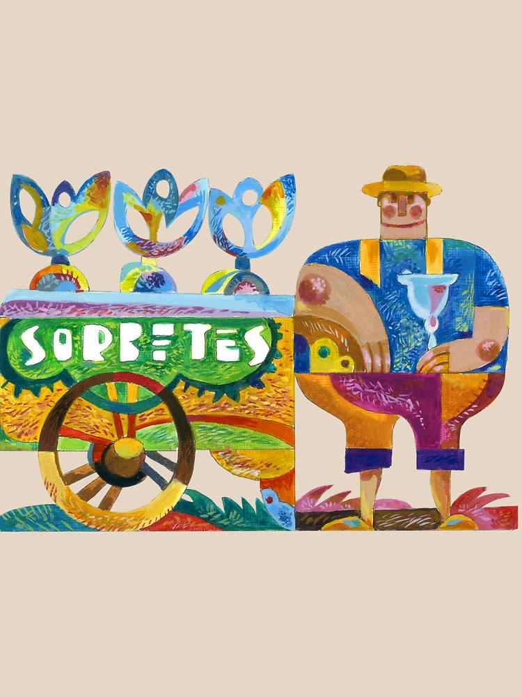 Cart clipart sorbetero T Sorbetero Cream Shirts Hoodies