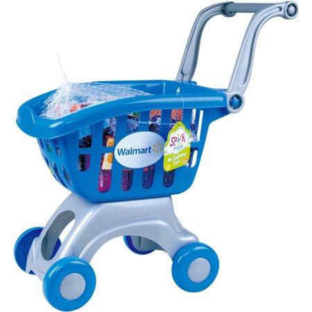 Cart clipart walmart Blue Cart Walmart Pieces Shopping