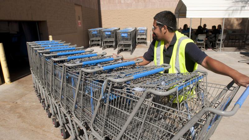 Cart clipart walmart Carts shopping Associates moves Walmart