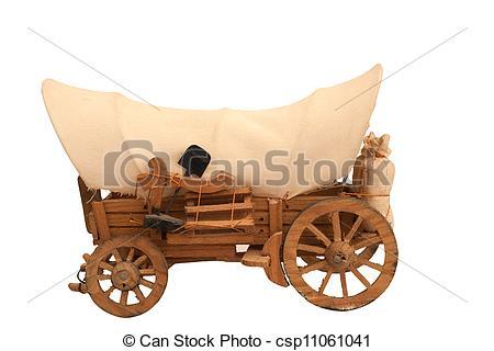 Cart clipart wooden cart Wooden Stock of  Wooden