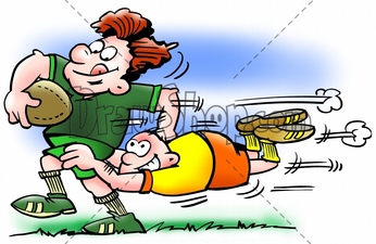 Cartoon clipart rugby Watermark purchased are Free after