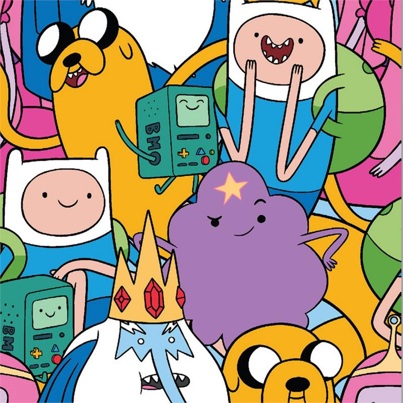 Cartoon Network clipart adventure time Springs Character Time Network Time
