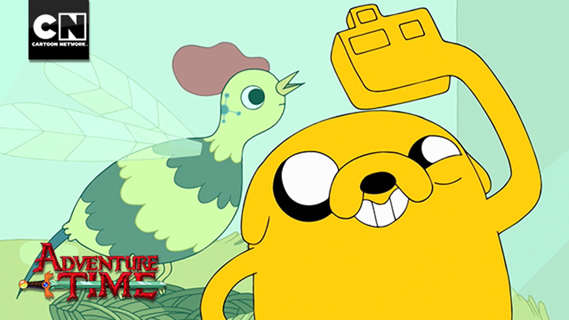 Cartoon Network clipart adventure time Diego Revealed Network? from Adventure