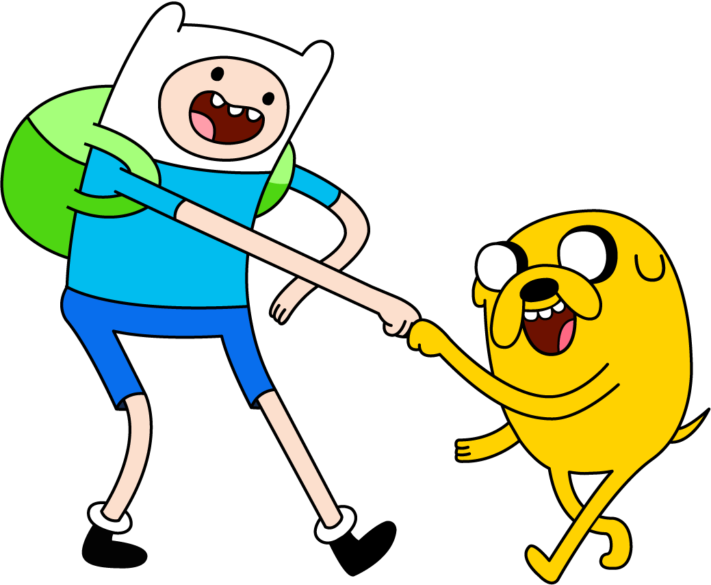 "Cartoon Network clipart adventure time Depths  a Time"" the"