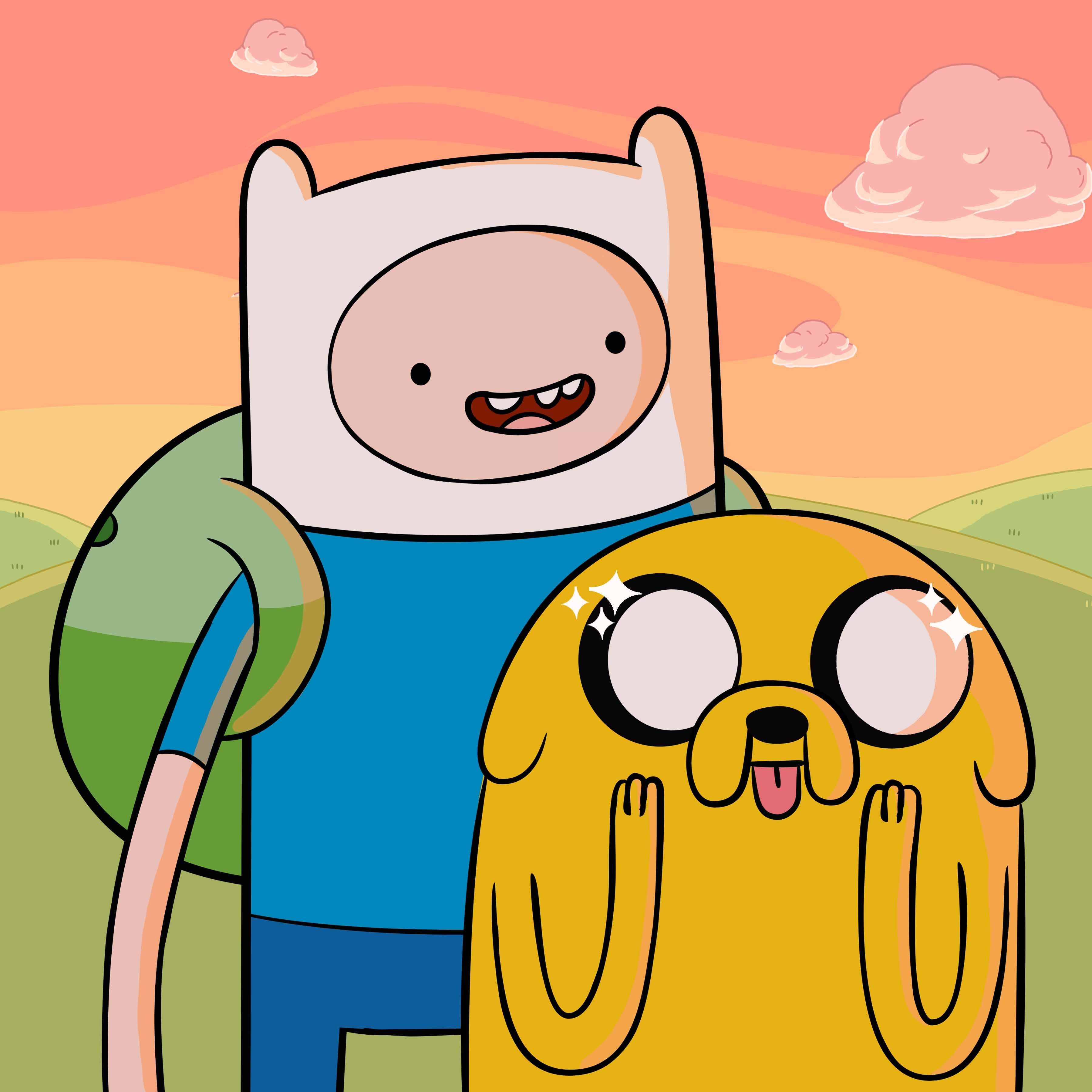 Cartoon Network clipart adventure time Adult Adventure Broadfield Network's Time's