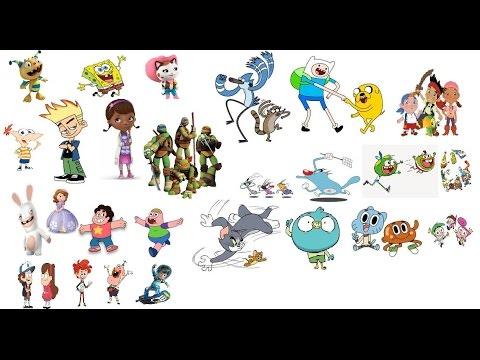 Cartoon Network clipart animal disney  Disney Random Cartoons Channel