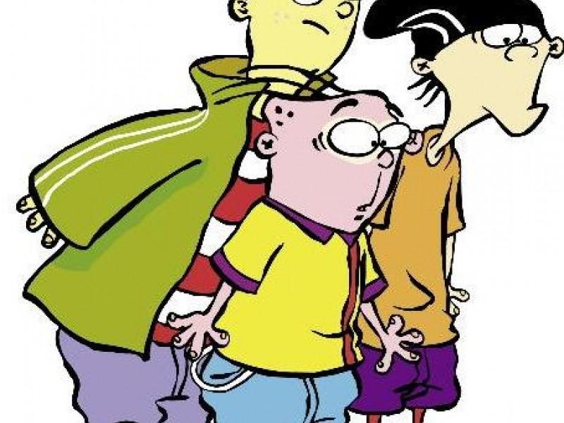 Cartoon Network clipart ed edd n eddy Should Sell Nickelodeon To Edd