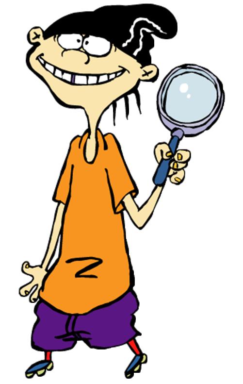 Cartoon Network clipart ed edd n eddy N 1 png Ed by