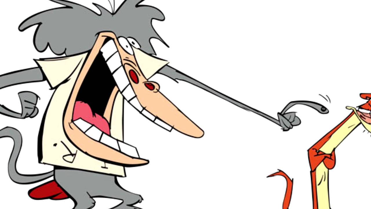 Cartoon Network clipart i am weasel I Am YouTube I Song