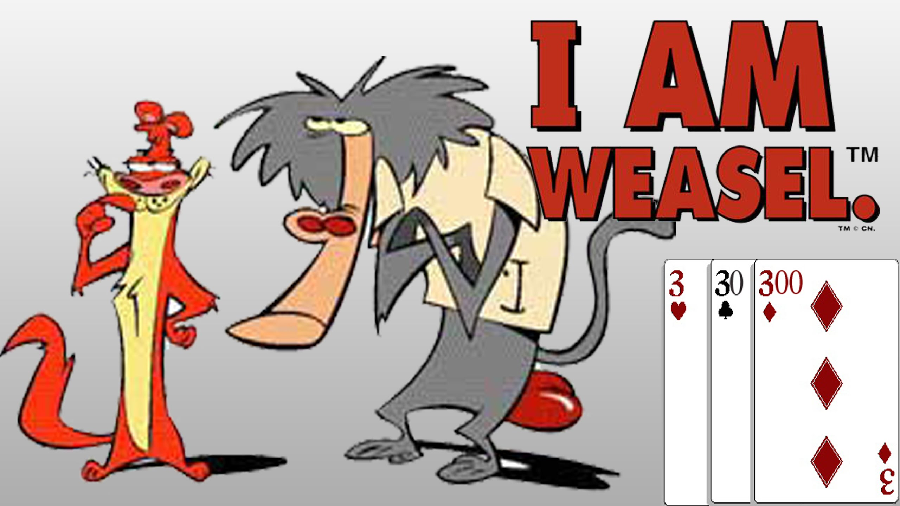 Cartoon Network clipart i am weasel Weasel Am Wikia I powered