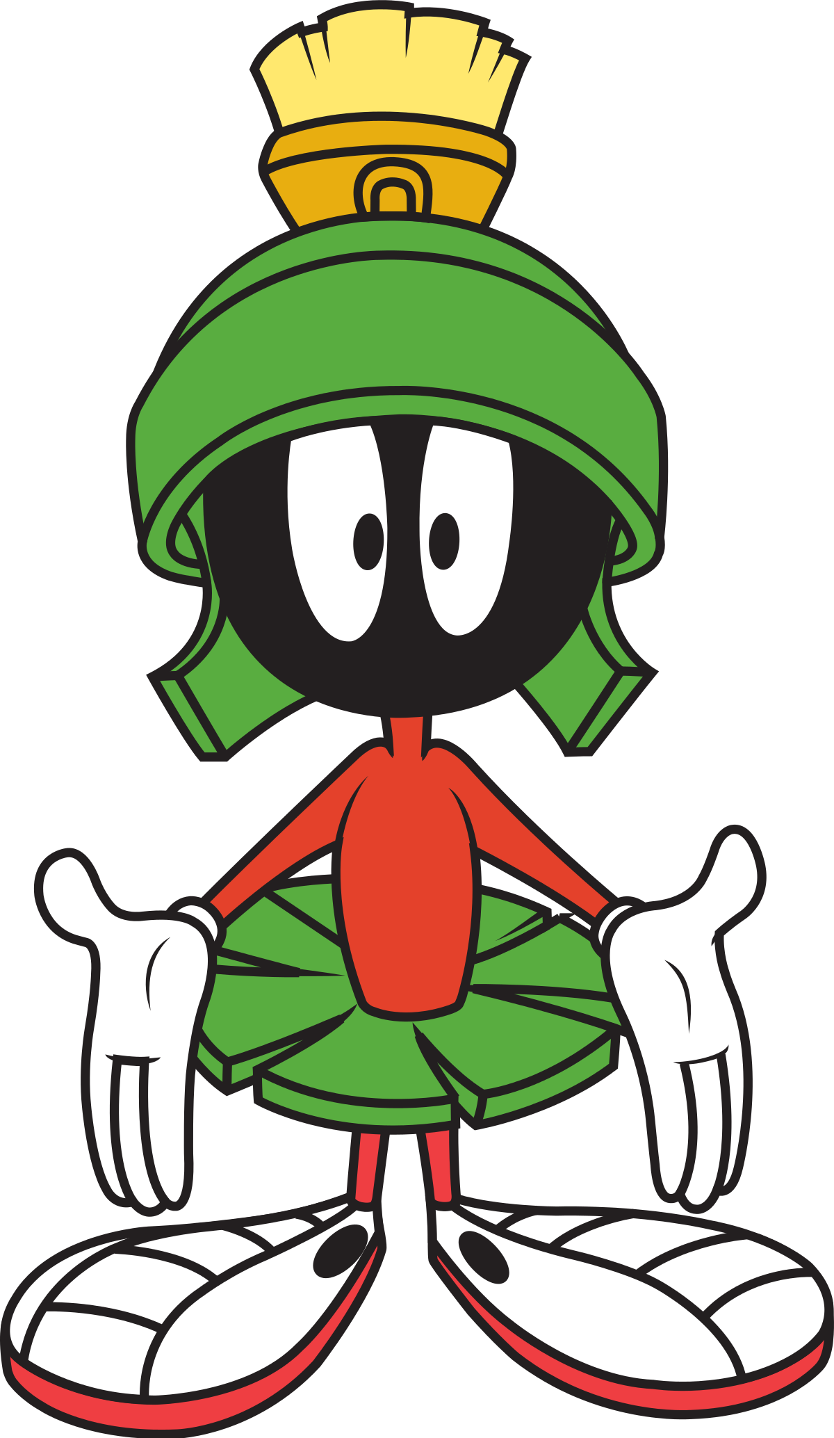 Cartoon Network clipart marvin the martian Martian Marvin  Wikipedia the