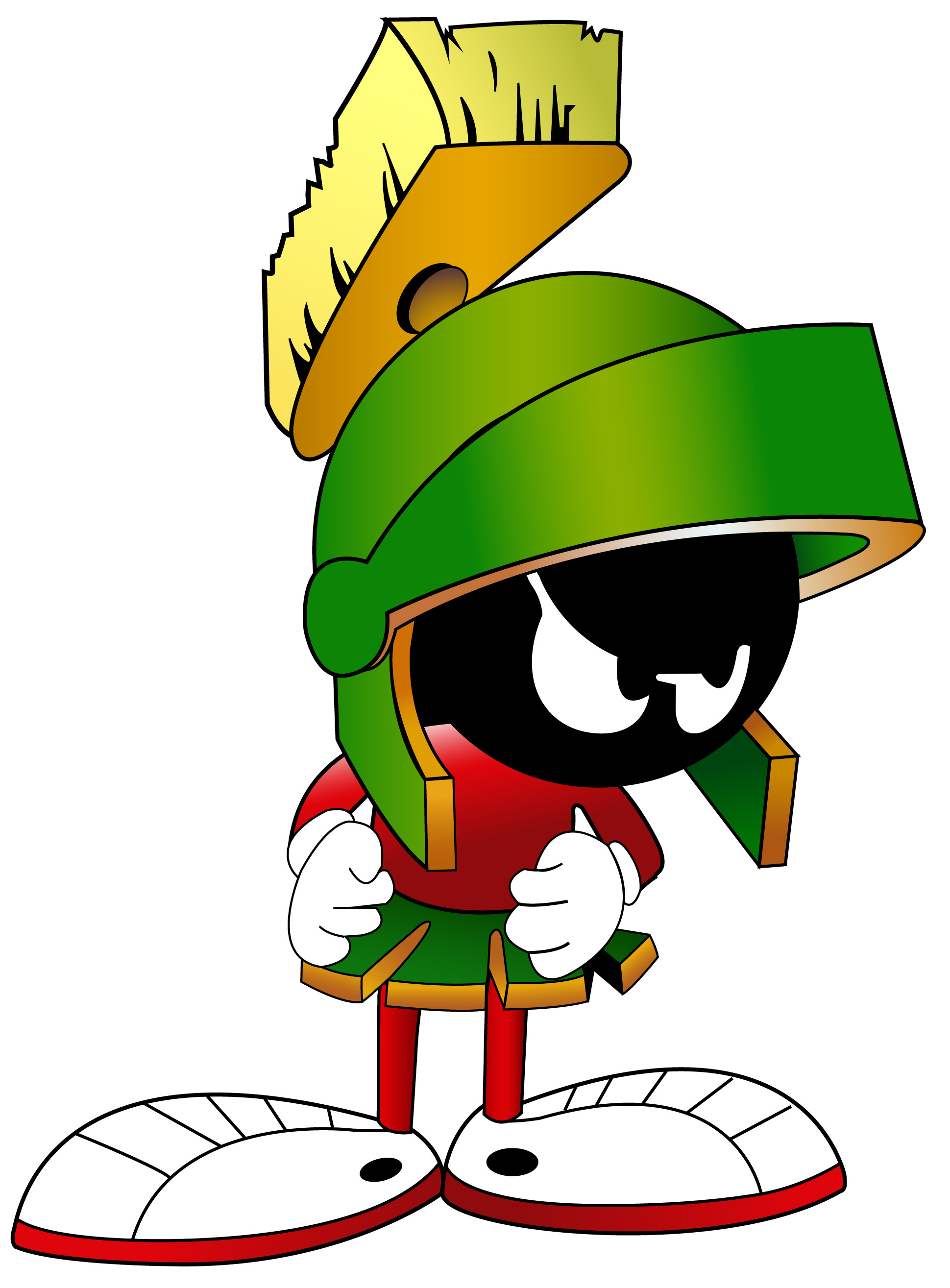 Cartoon Network clipart marvin the martian The Marvin (character) The Marvin