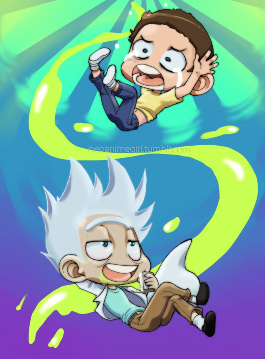 Cartoon Network clipart ninety Rick and Morty on