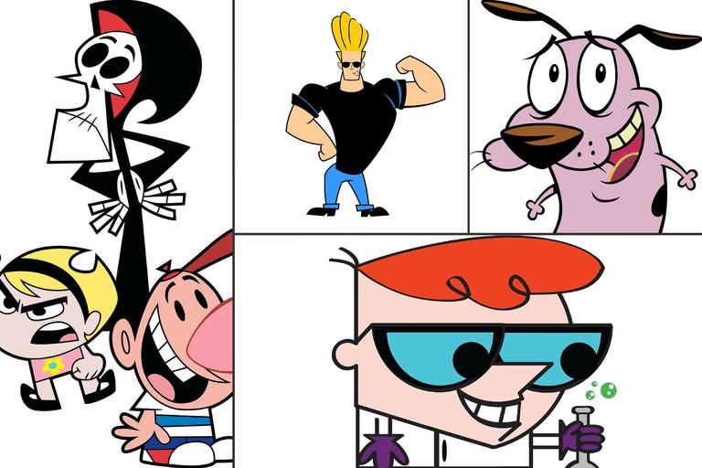 Cartoon Network clipart old Cartoon 11 Shows Network