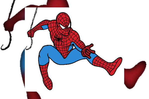 Cartoon Network clipart spiderman So (our divide Man hits