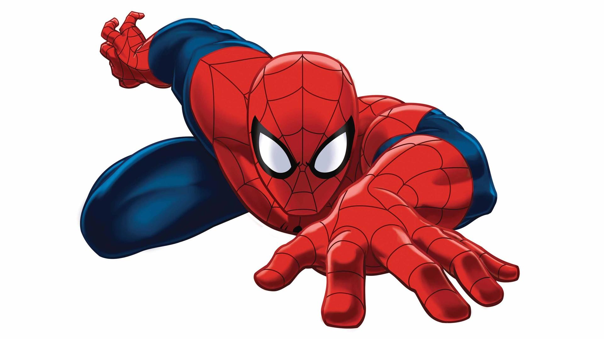 Cartoon Network clipart spiderman Art Spiderman on Clip Cartoon